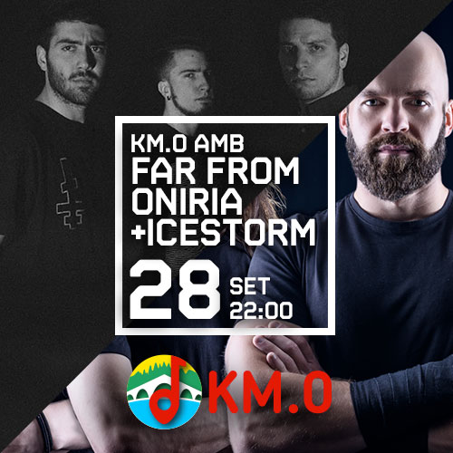 KM.0 AMB FAR FROM ONIRIA +ICESTORM
