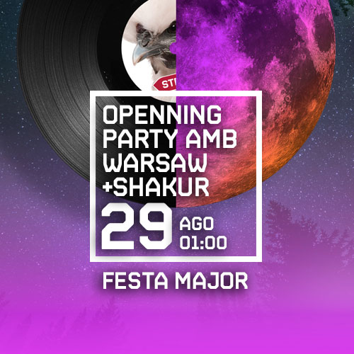 FESTA MAJOR STROIKA - DJ29 AGO'19