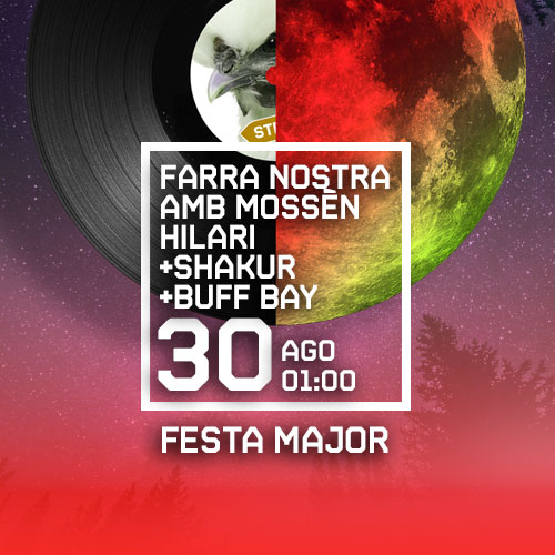 FESTA MAJOR STROIKA - DV30 AGO'19