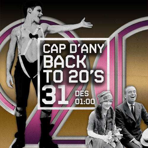 CAP D'ANY - BACK TO 20'S