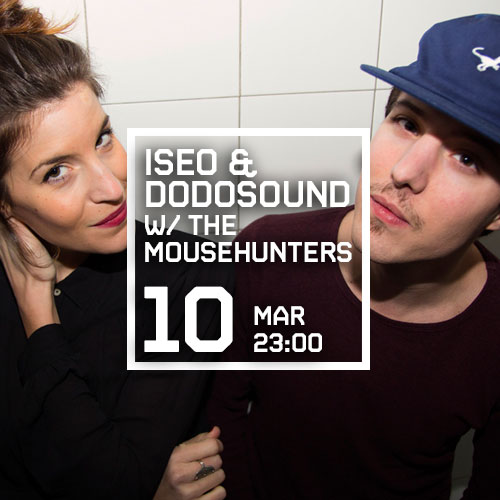ISEO & DODOSOUND W/ THE MOUSEHUNTERS