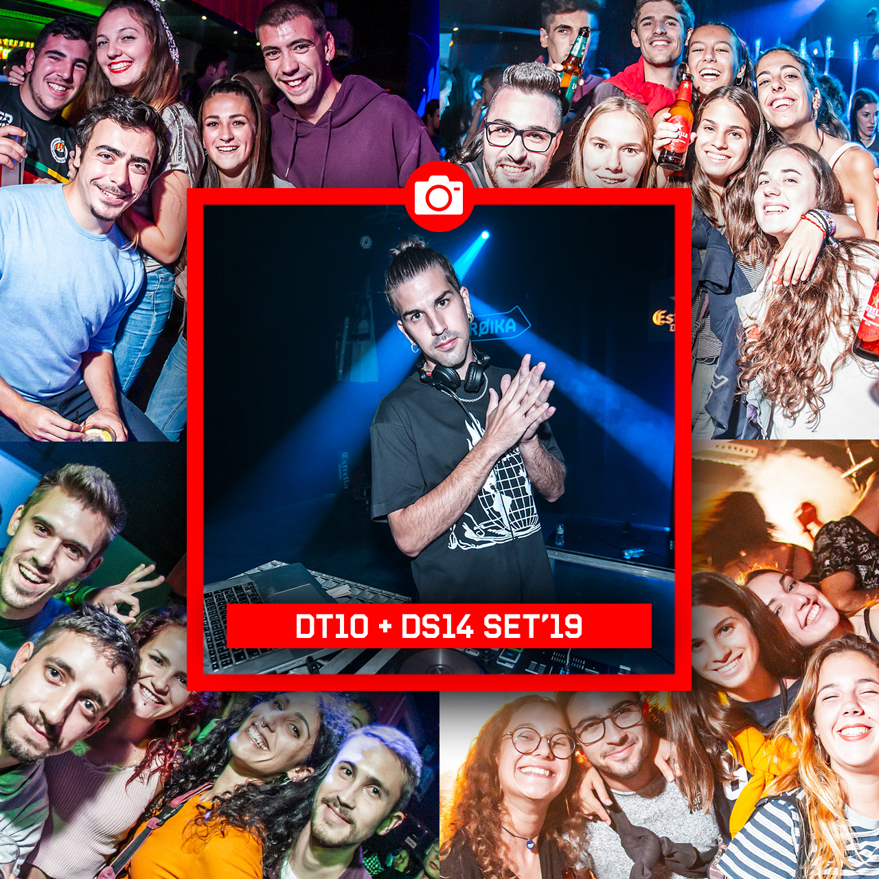 DT10 + DS14 SET'19 // LA LIADA + STROIKA SESSIONS